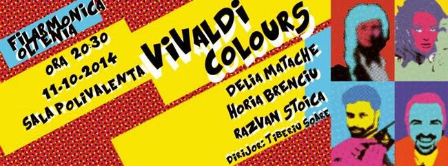 Craiova colorata de Vivaldi Colours