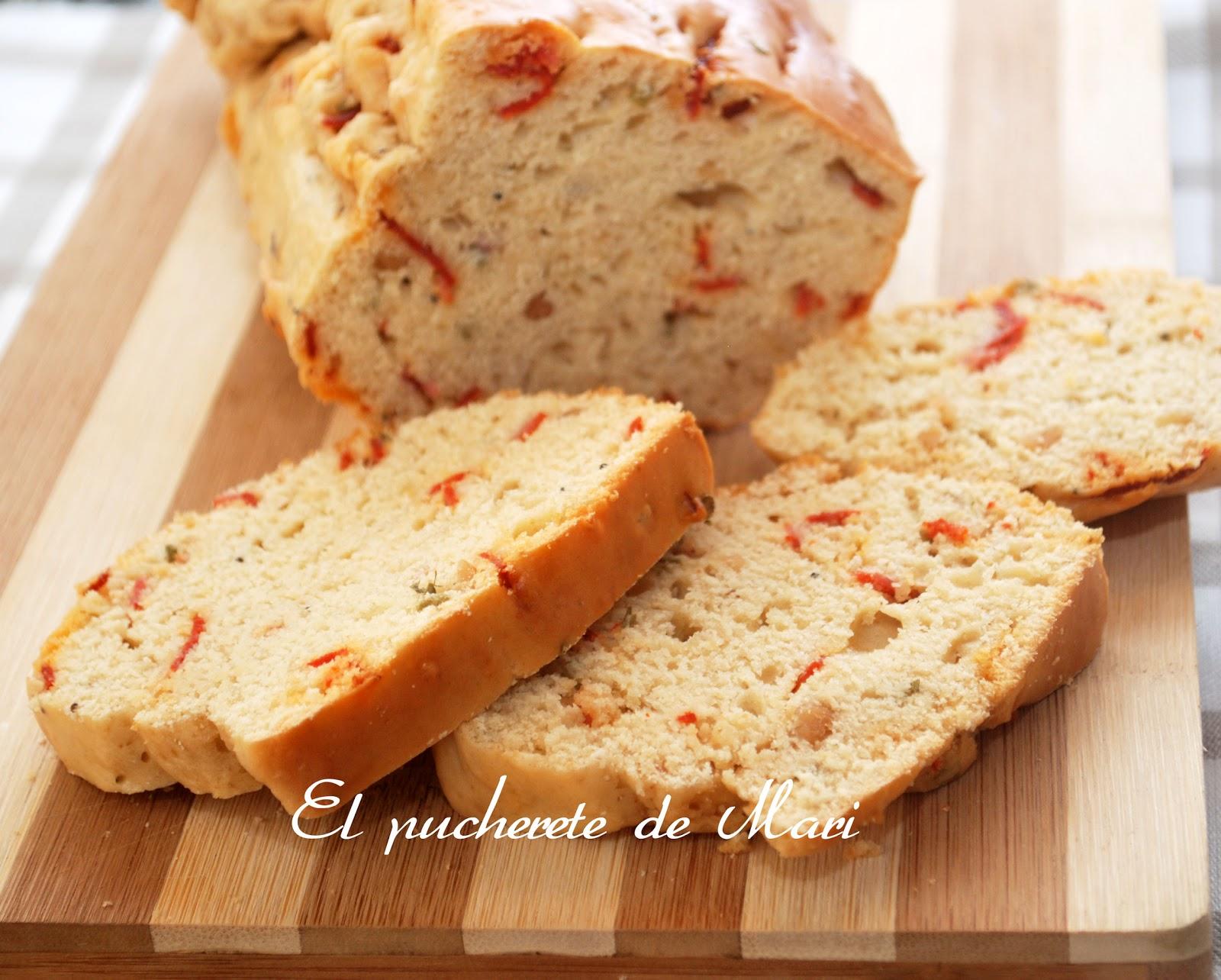 Cake Sal Ef Bf Bd Chorizo Et Poivrons Le Meilleur Du Chef