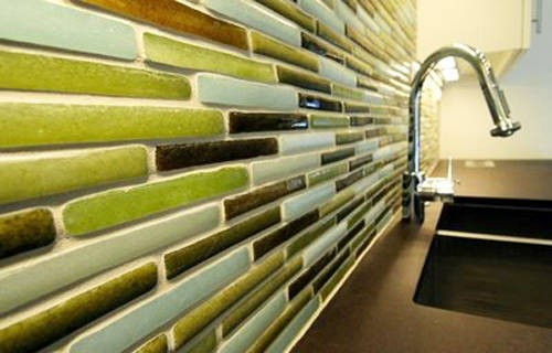 Green Glass Tile Kitchen Backsplash | 500 x 320 · 40 kB · jpeg | 500 x 320 · 40 kB · jpeg