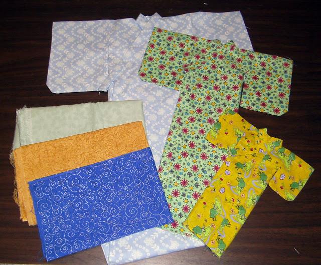 sewing box designs Yukata ball joint dolls
