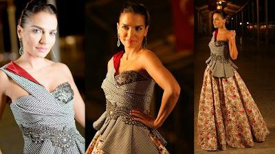 Ebru Akel Kıyafetleri