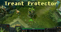 Dota 2 Treant Protector.