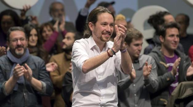 Iglesias considera debate Rajoy-Sánchez como un epílogo del fin del bipartidismo