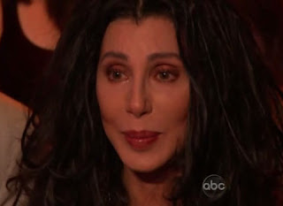 Cher on Dancing With The Stars