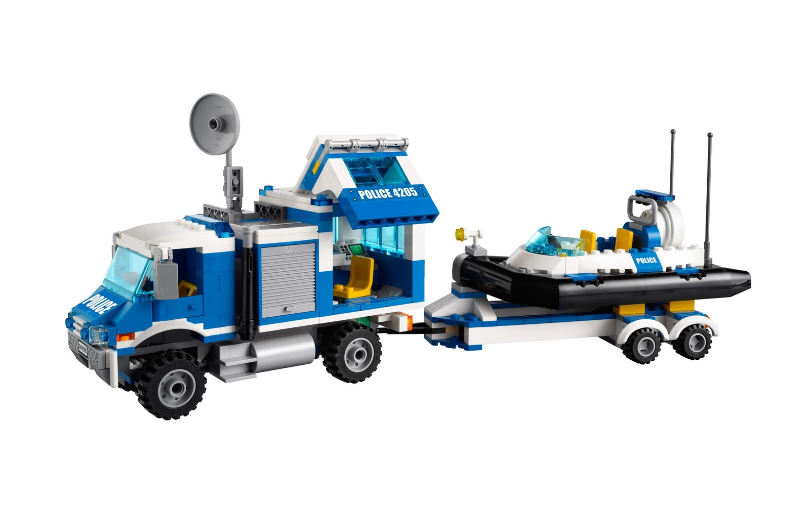 LEGO Forest Police 4205