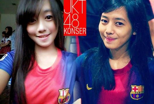 Foto Dena JKT48 update