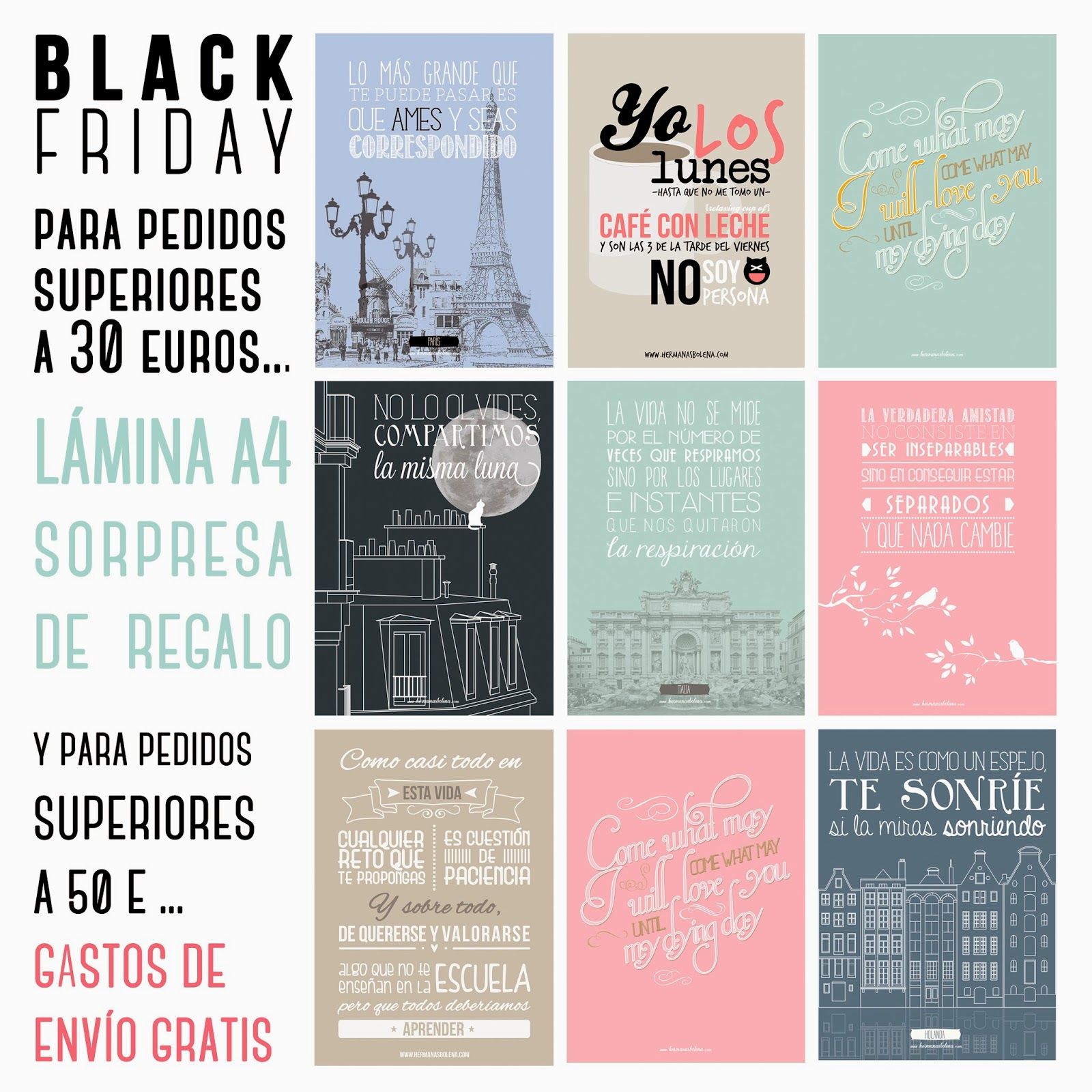 black friday 2014 hermanas bolena