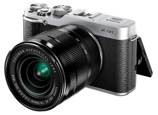 Harga Fujifilm X-M1