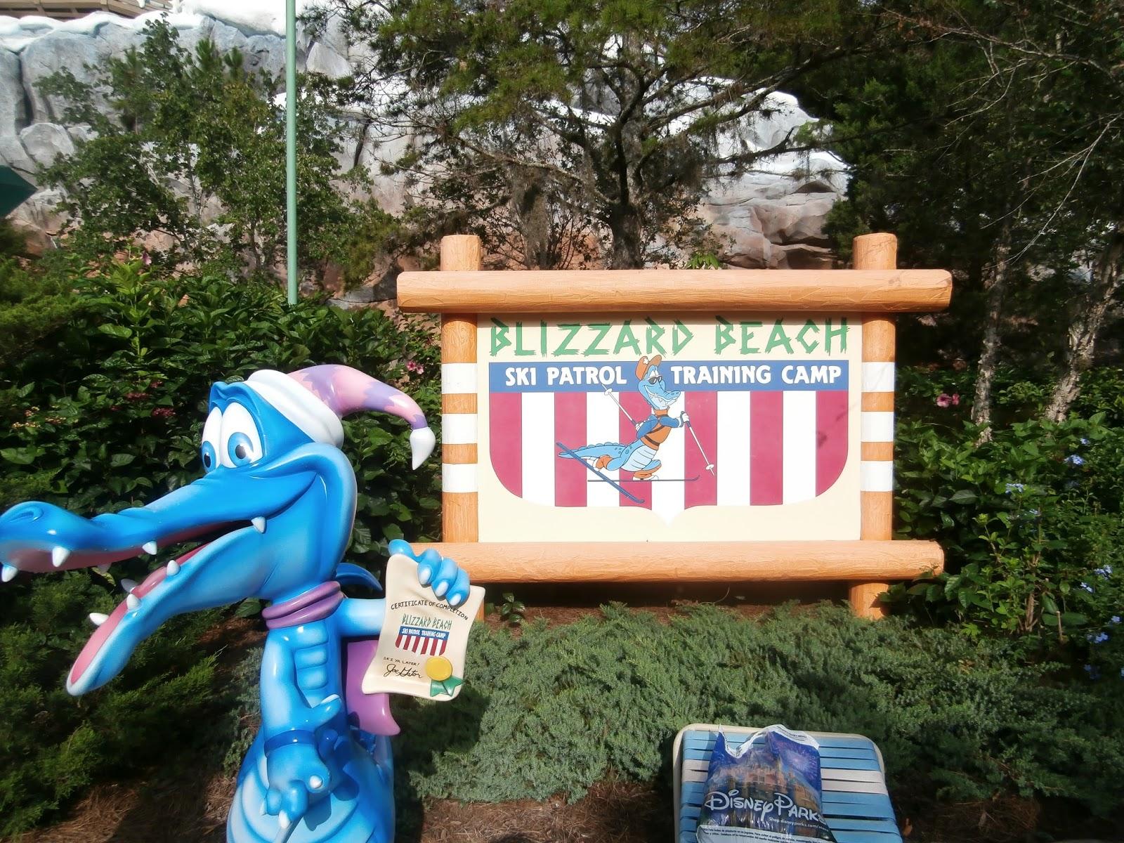 Williams Family Disney S Blizzard Beach Water Park
