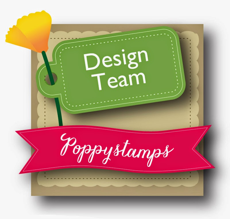 I'm proud to design for Poppystamps