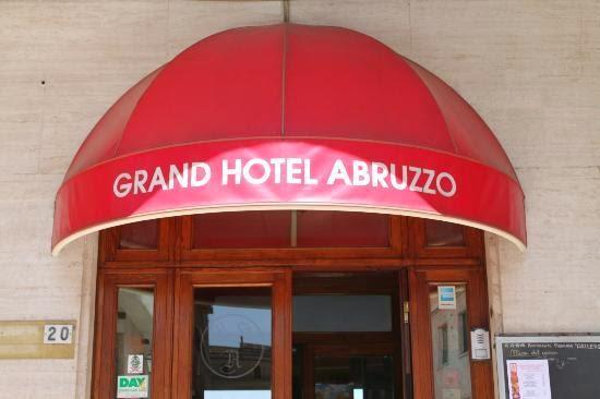 RISTORANTE GRANDE ALBERGO ABRUZZO MENU' A PARTIRE DA 9,00 EURO