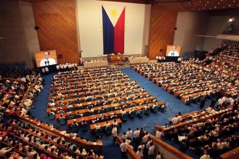 President Aquino's 3rd SONA 2012