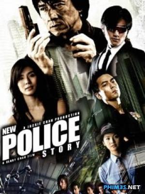 Tân Câu Chuyện Cảnh Sát New Police Story