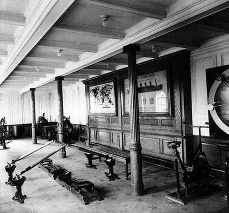 Titanic 2: Interior Titanic Photos