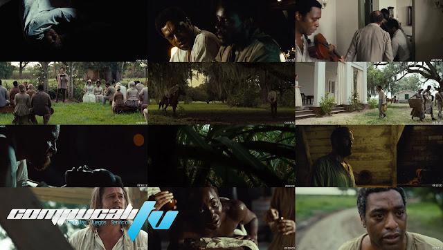 12 de Años de Esclavitud DVDRip Latino