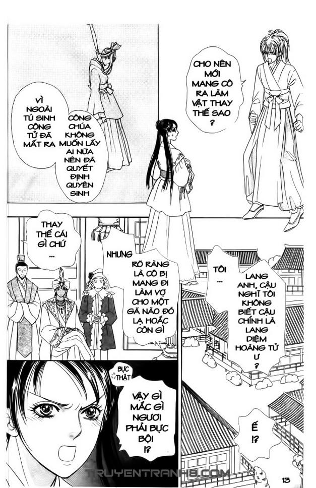 Đôi Cánh ỷ Thiên - Iten No Tsubasa chap 10 - Trang 12
