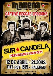 SUR CANDELA - 12 de Abril