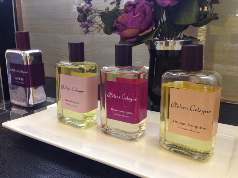 Atelier cologne maison de parfum paris for urban women for Atelier catherine masson parfum maison