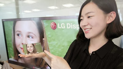 lg flexible display smartphone