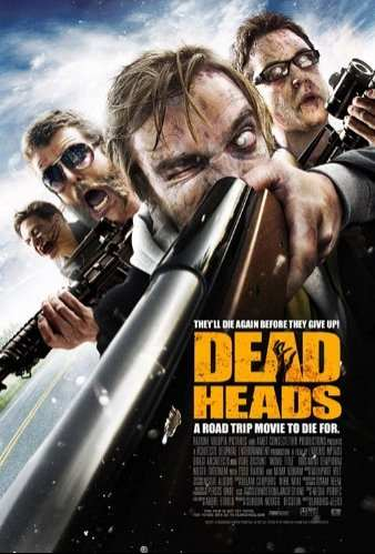 DeadHeads 2011 DVDRip Subtitulos Español Latino Descargar 1 Link
