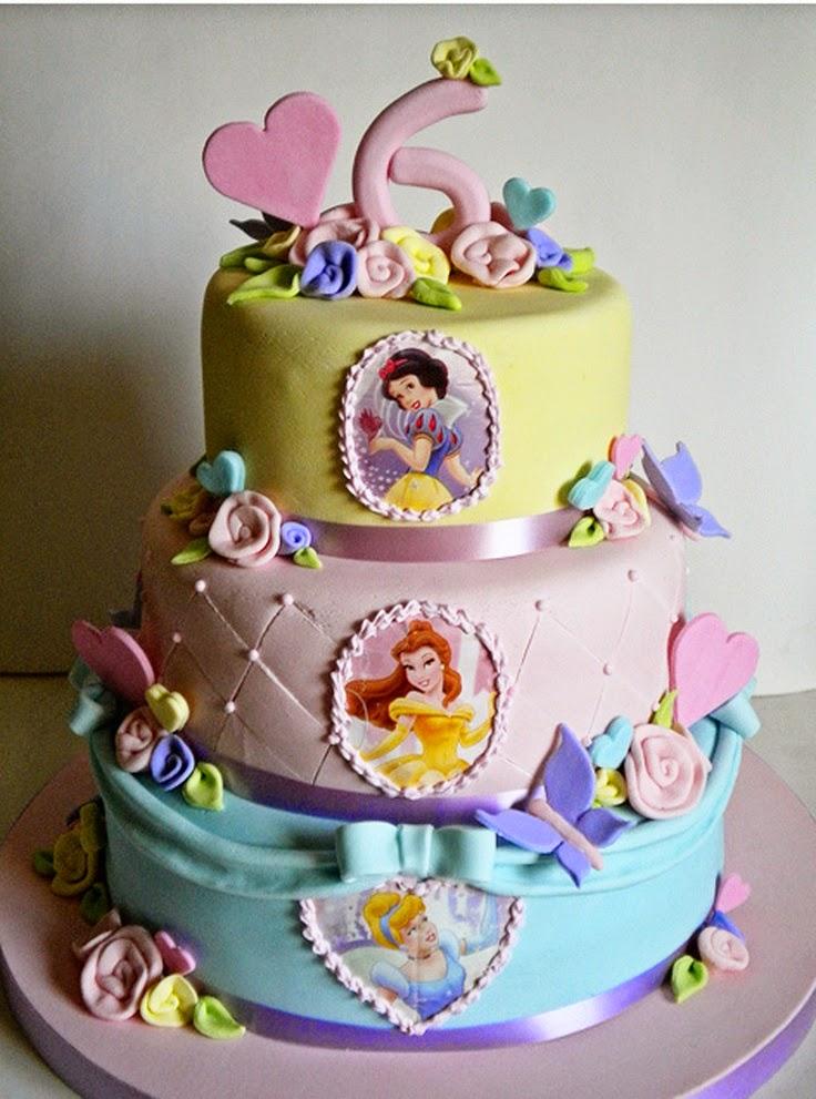 Fiestas Infantiles de Princesas Disney