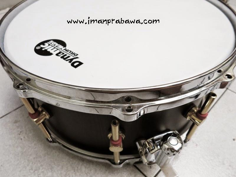 Cara Membersihkan Rim Snare Drum