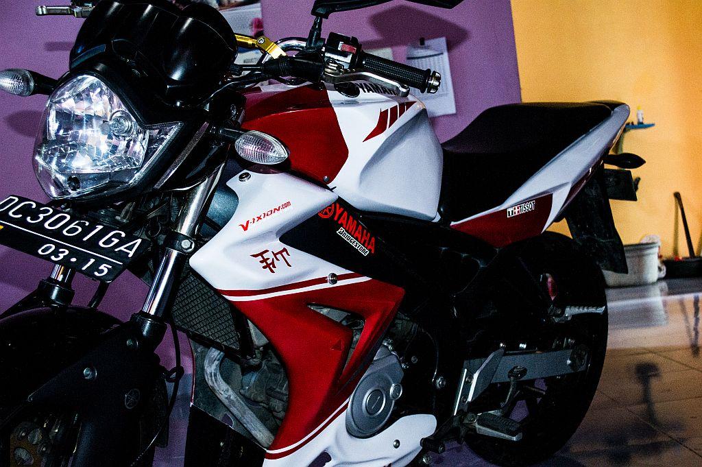 Variasi Motor Vixion Lama terbaru
