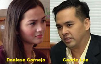 Cedric Lee and Deniese Cornejo's Denied Petition to Stop the DOJ's Preliminary Investigation Against Them