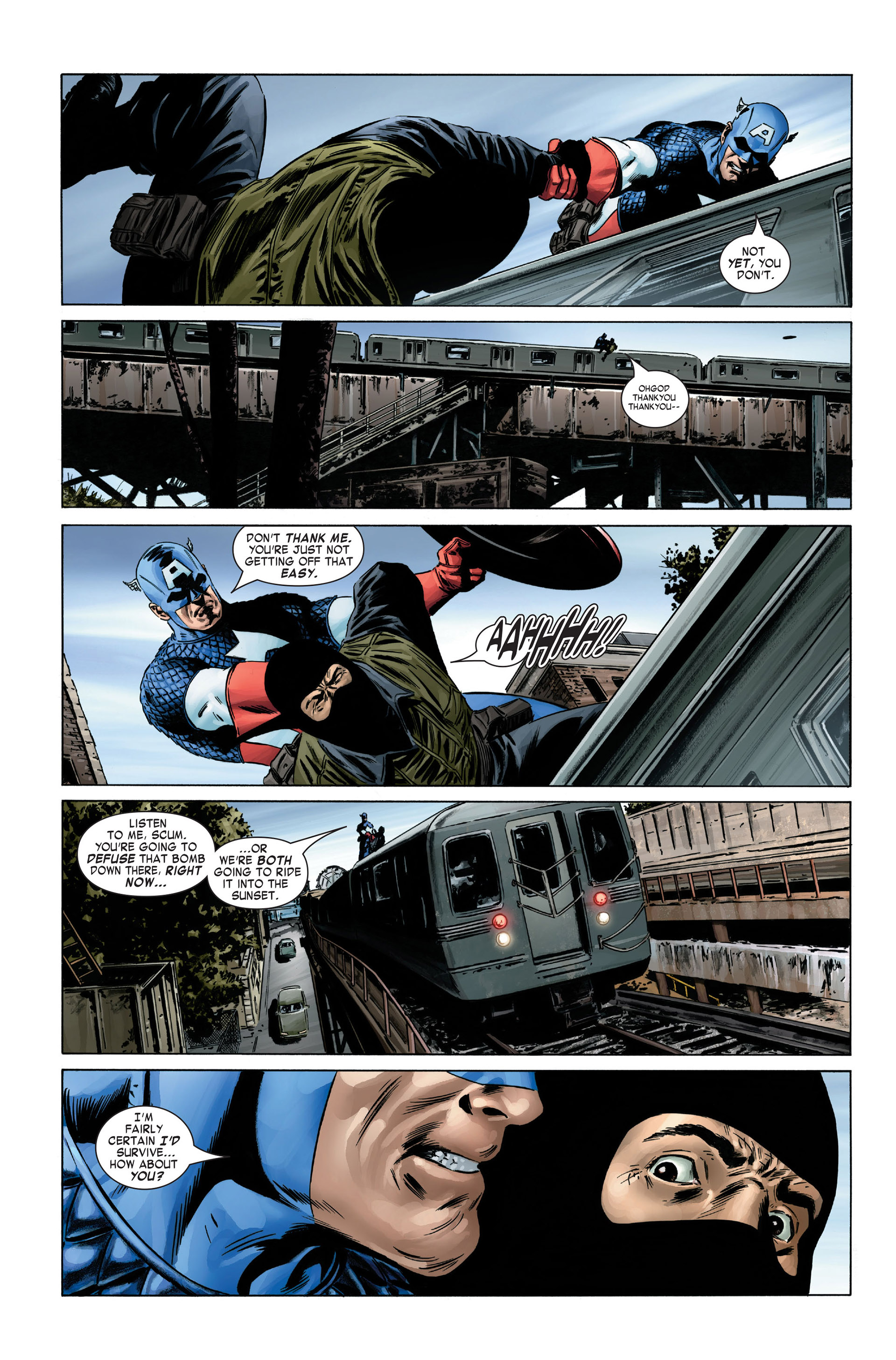 Captain America (2005) Issue #1 #1 - English 18