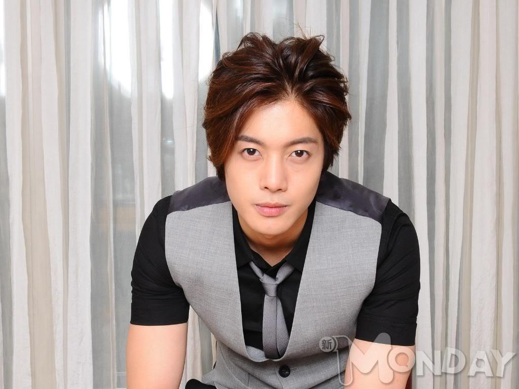 KeiBlade Kim Hyun Joong Hairstyles