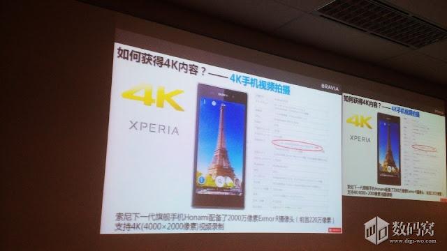 Sony Honami 4K Video Capture