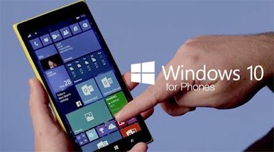 Daftar Ponsel Microsoft yang Bisa Upgrade ke Windows 10 Mobile