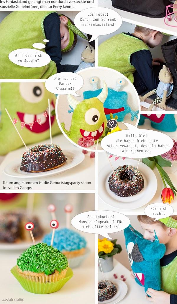 zweimalB :: Party-Alarm bei den Monstazzz Teil 3 :: Fotostory für den Großen Monstazzz Contest von aprilkind