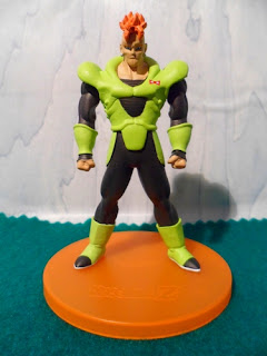 Dragon Ball Z Unifive Posing Figure Cell Edition C-16