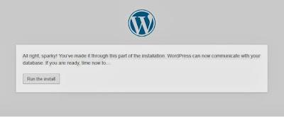 Cara mudah Membuat Blog WordPress dengan Self Hosting
