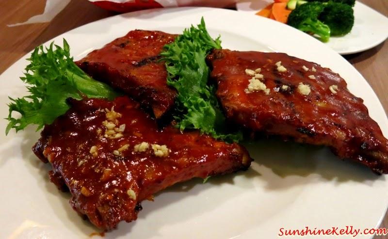 Mother's Day Treat, Chicago Rib House, Mother's Day Menu, Mother's Day Meal, Trio of Ribs, pork ribs, Original BBQ, Honey Garlic, Bourbon pork ribs