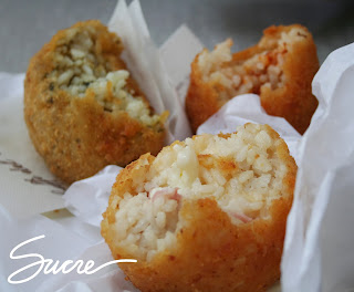arancini, arancino, catania, l'etoile d'or, menjar sicilià, comida siciliana, sicilian food