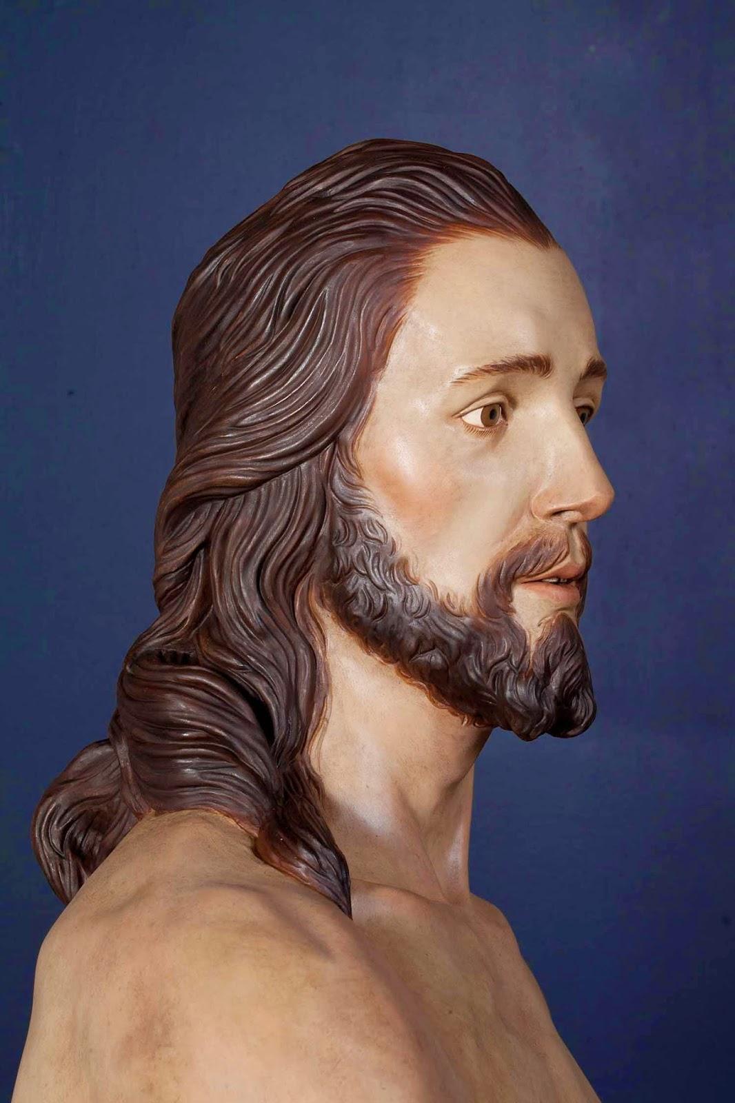 Resucitado Semana Santa Jumilla escultura 6