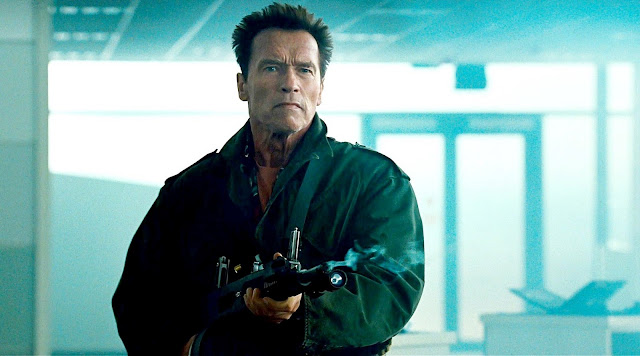 The Expendables 2 - Arnold