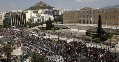 General strike in Greece,Athens- Travel Europe