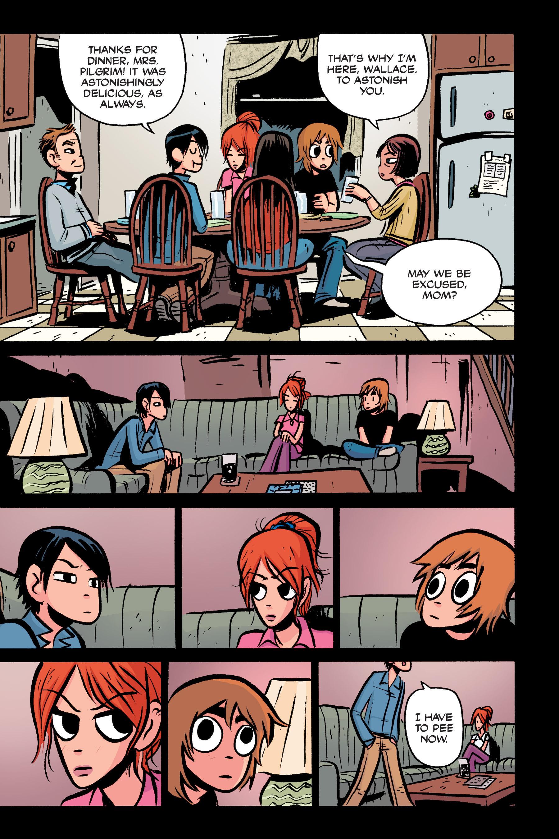 Read online Scott Pilgrim comic -  Issue #3 - 59