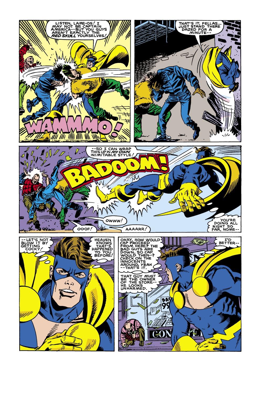 Captain America (1968) Issue #305 #233 - English 7