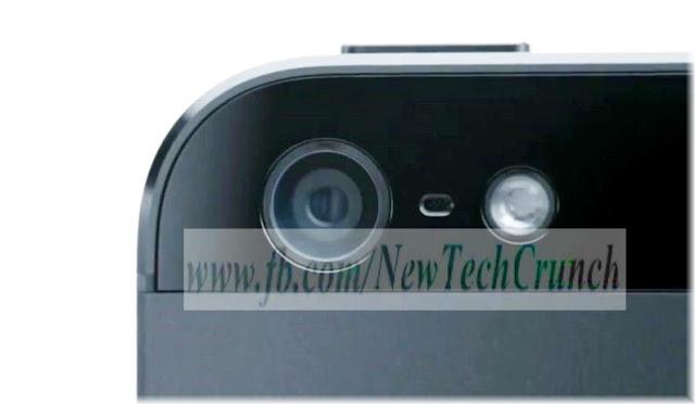 sapphire camera lens iPhone 5