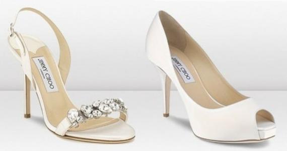moda de barrio: zapatos de novia jimmy choo de su colección bridal