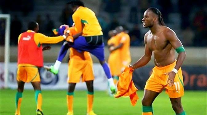 PREVIEW Pertandingan El Salvador vs Pantai Gading 5 Juni 2014 Pagi Ini