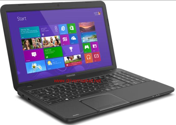 toshiba satellite c latest drivers