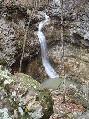 Eden Falls Lost Valley Ponca Arkansas