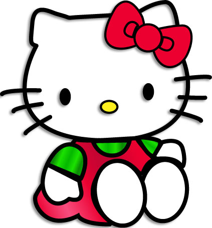 Dibujos de Hello Kitty ~ Vida Blogger