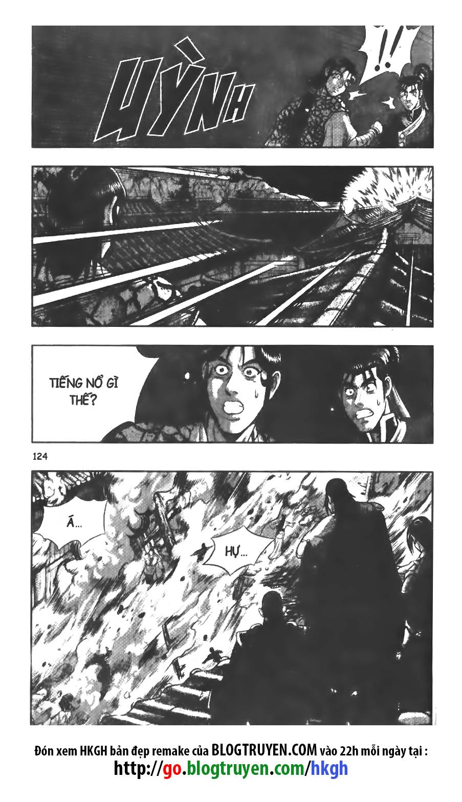 Hiệp Khách Giang Hồ - Hiệp Khách Giang Hồ Chap 337 - Pic 15