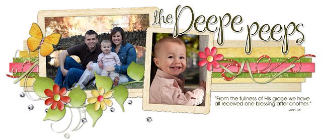 The Deepes Peeps Blog Design